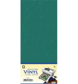 Vinyl sheets - 3.0555 - Mirror Vinyl, Turquoise
