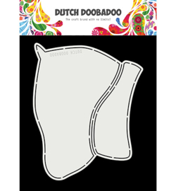 Dutch Doobadoo - 470713754 - Card Art Sack