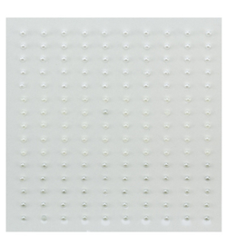 Nellie`s Choice - APS301 - Adhesive half pearls 3 tinten rood