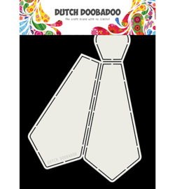 Dutch Doobadoo - 470713738 - Card Art Tie