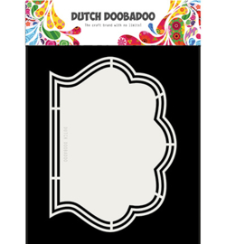 Dutch Doobadoo -  470713172 - Shape Art