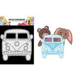 Dutch Doobadoo - 470.713.876 - Card Art Car VW