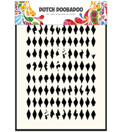 Dutch Doobadoo Mask Art Wyber