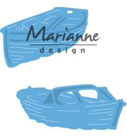 Marianne D Creatables LR0594 - Tiny's boats