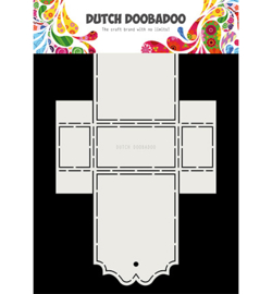 Dutch Doobadoo - 470.713.067 - DDBD Dutch Box Art Label