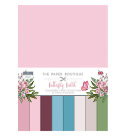 Creative Expression - PB1171 - Butterfly Ballet Colour Card Collection