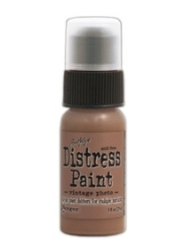Tim Holtz Distress Paint - Vintage Photo