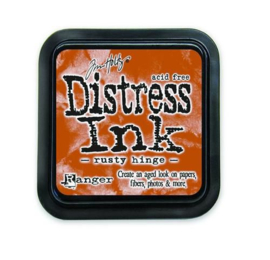Ranger Distress Inks pad - rusty hinge stamp pad TIM27157 Tim Holtz