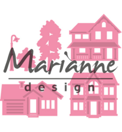 Marianne D Collectable COL1451 - Mini village