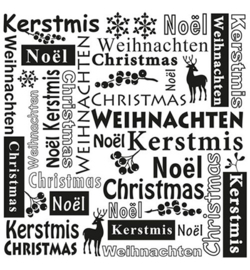 Nellie`s Choice MLTXT001 - Christmas