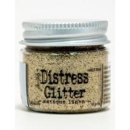 Distress Glitter - Antique Linnen