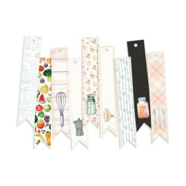 Piatek13 - Decorative tags Around the table 03 P13-TAB-23