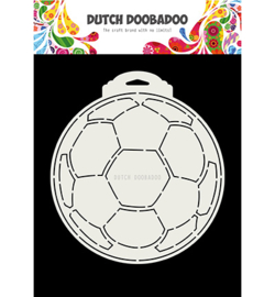 Dutch Doobadoo - 470.713.792 - DDBD Card Art soccer ball