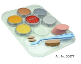 PanPastel Set tray kit metallic