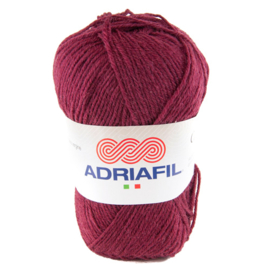 Adriafil -  Calzasocks Bordeau 42
