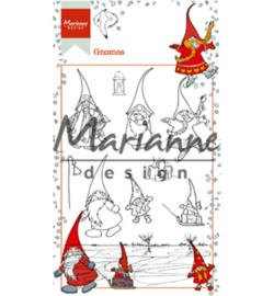 Marianne D Stempel HT1639 - Hetty's gnomes