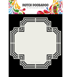 Dutch Doobadoo - 470713179 - Dutch Shape Art cross