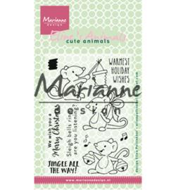 Marianne D Stempel EC0174 - Eline's Christmas mice