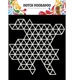 Dutch Doobadoo - 470715612 - Mask Art Triangle