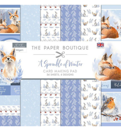 Creative Expression - PB1144 - A Sprinkle of Winter Paper Pad