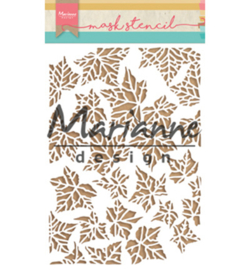 Marianne D Mask Stencil PS8009 - Tiny's leaves