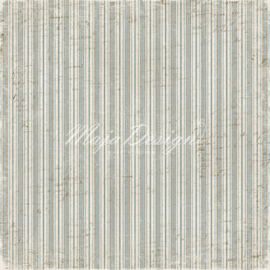 Maja Design - Vintage Frost Basics - 12 x 12 Double Sided Paper - 22nd of December