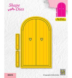 Nellie`s Choice - SD215 - Door