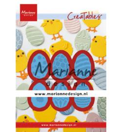 Marianne D Creatables LR0643 - Easter eggs