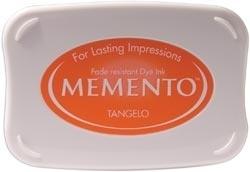Memento inktkussen Tangelo