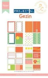 Marianne D Card set Project NL - Gezin PL2502