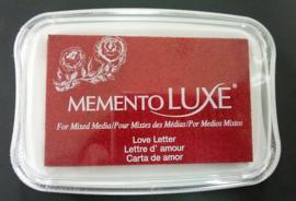 Memento inktkussen De Luxe Love Letter ML-000-302