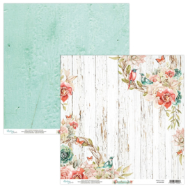 Mintay - Birdsong - mtbir03 - Scrappapier 30.5 x 30.5 cm