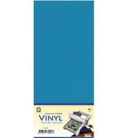 Vinyl sheets - 3.0557 - Mirror Vinyl, Azure