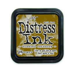 Ranger Distress Inks pad - brushed corduroy stamp pad TIM21421 Tim Holtz