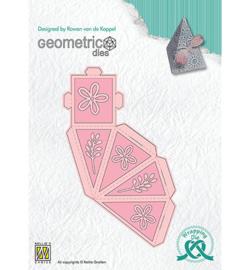 Nellie`s Choice - WPD008 - Giftbox-8 Pyramid
