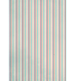Nellie`s Choice - NEVA104 - Colored stripe pattern