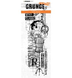 Studio Light STAMPSL338 - Stamp Grunge Collection, nr.338