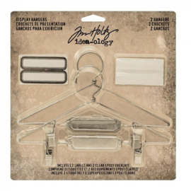 Idea-ology Tim Holtz Display Hangers (2pcs) (TH93271)