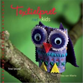 Tirion Creatief - Textielpret met kids - Thea van Mierlo