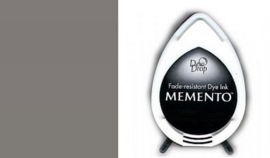 Memento Dew Drop inktkussen Gray Flannel MD-000-902