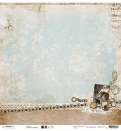 Studio Light - SCRAPWM02 - Winter Memories