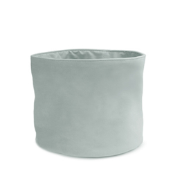 5354D.1113/60 - Velvet Deluxe Pot Basket, Light Olive
