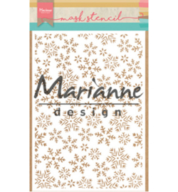 Marianne D PS8011 - Mask Stencils Ice crystal