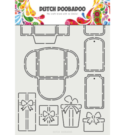 Dutch Doobadoo - 470715813 - Mask Art Labels & tags