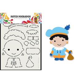 Dutch Doobadoo - 470.713.826 - DDBD Card Art Built up Piet