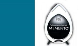 Memento Dew Drop inktkussen Teal Zeal MD-000-602