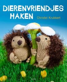 Forte Boek - Dierenvriendjes haken Krukkert