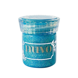 Nuvo glimmer paste - blue topaz 960N