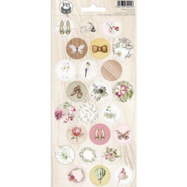 Piatek13 - Sticker sheet Always and forever 03 P13-ALW-13 10,5x23cm