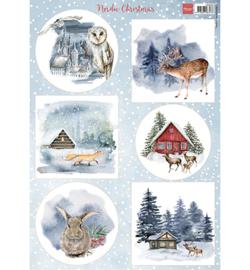 Marianne D Knipvel - VK9593 - Nordic Christmas